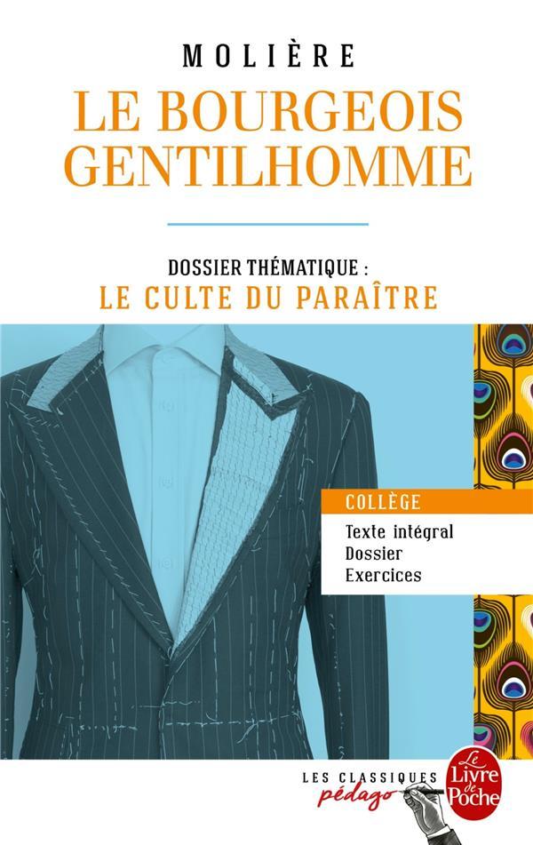 LE BOURGEOIS GENTILHOMME (EDITION PEDAGOGIQUE)
