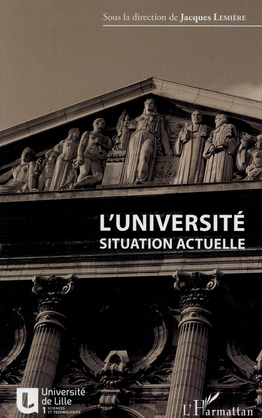 L'université, situation actuelle