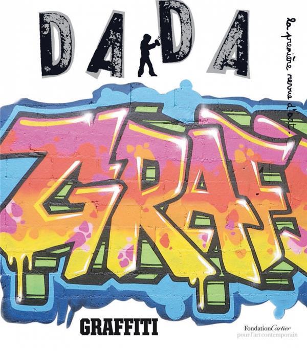 Revue dada t.148; graffiti
