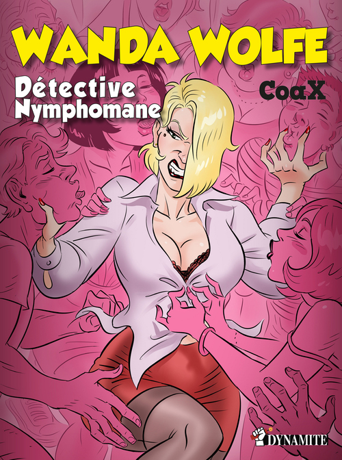 Wanda Wolfe, détective nymphomane