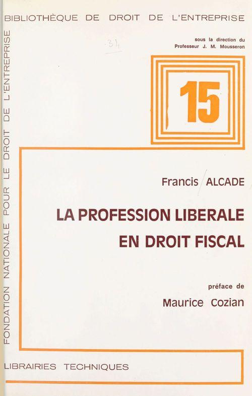 Profession liberale $