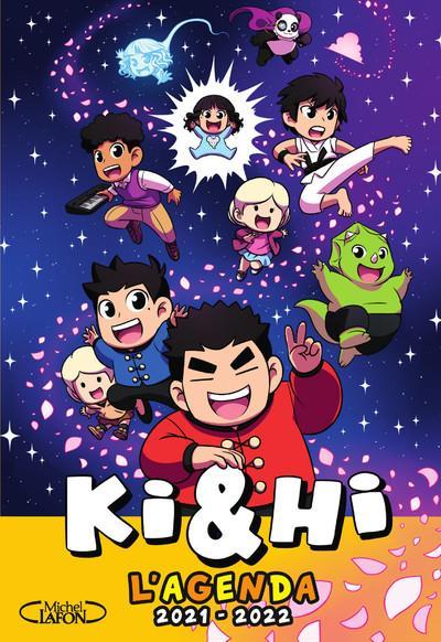 Ki & Hi ; l'agenda (édition 2021/2022)
