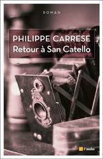 Vente EBooks : Retour à San Catello  - Philippe CARRESE