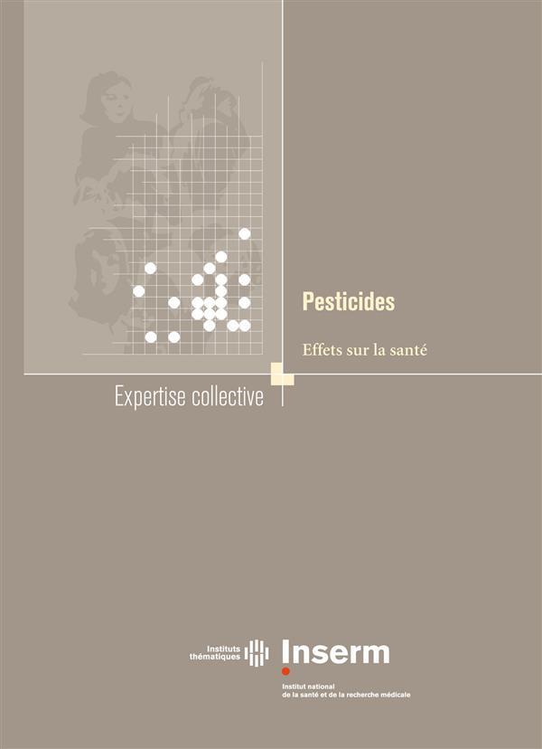 Pesticides ; effets sur la santé
