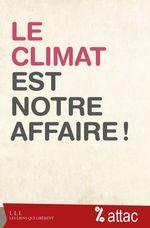Vente Livre Numérique : Le climat est notre affaire  - Attac France