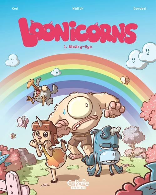 Loonicorns - Volume - 1 - Bleary-Eye
