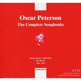 the complete songbooks