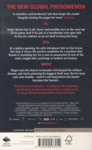 Headhunters film tie-in