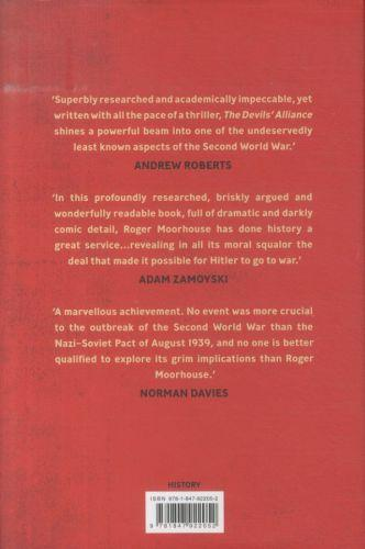THE DEVIL'S ALLIANCE - HITLER'S PACT WITH STALIN: 1939-1941