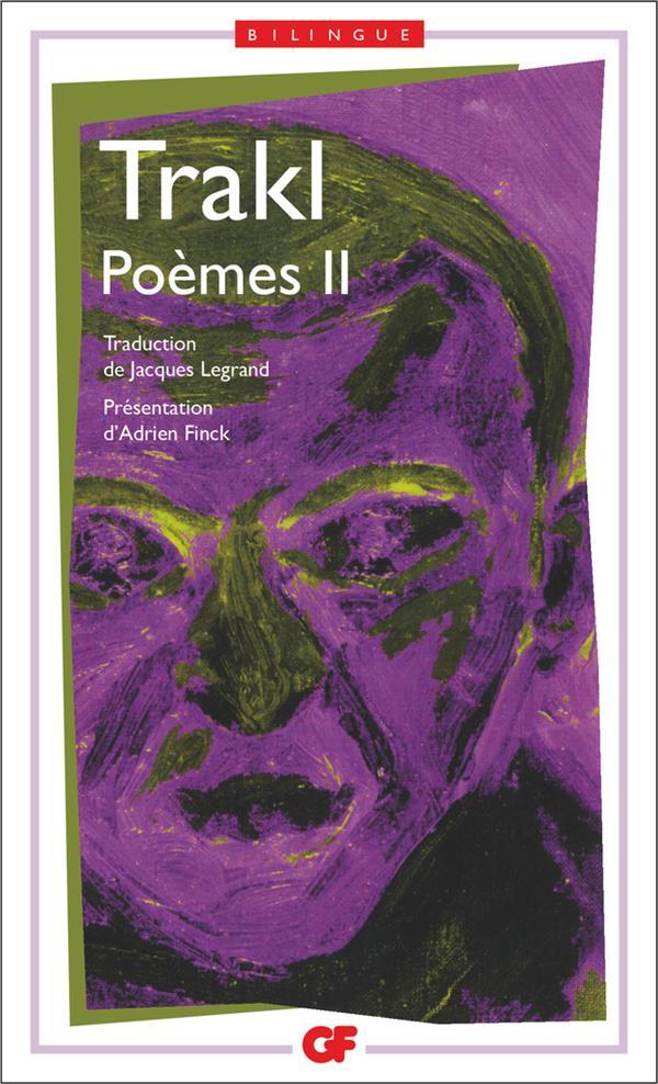 Poèmes t.2