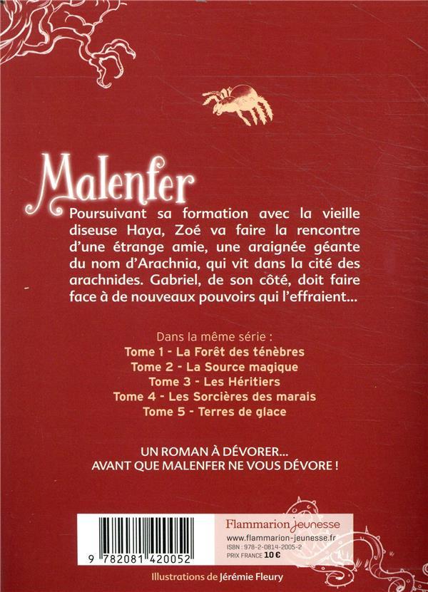 Malenfer t.6 ; arachnia
