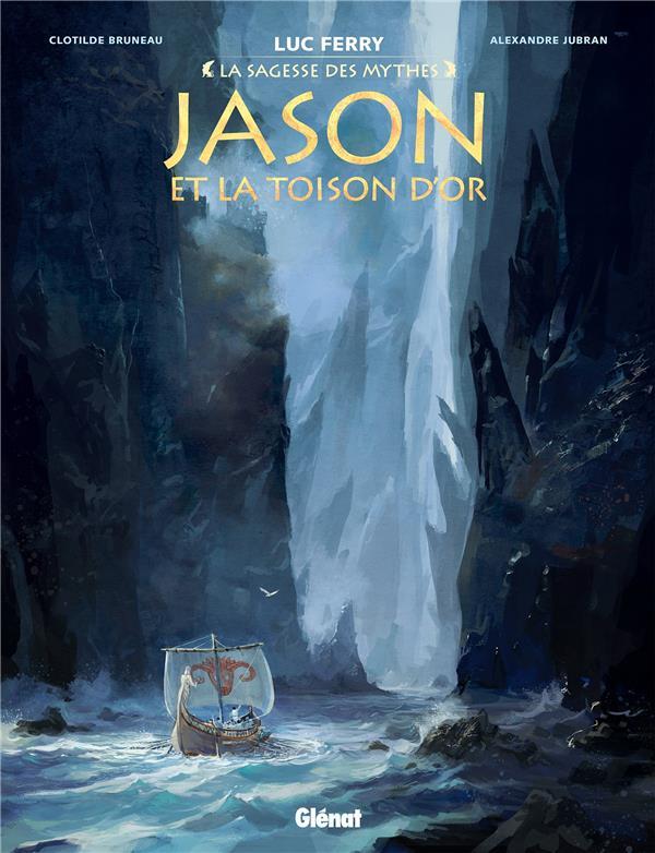 JASON ET LA TOISON D'OR  -  COFFRET T.1 A T.3 BRUNEAU/JUBRAN