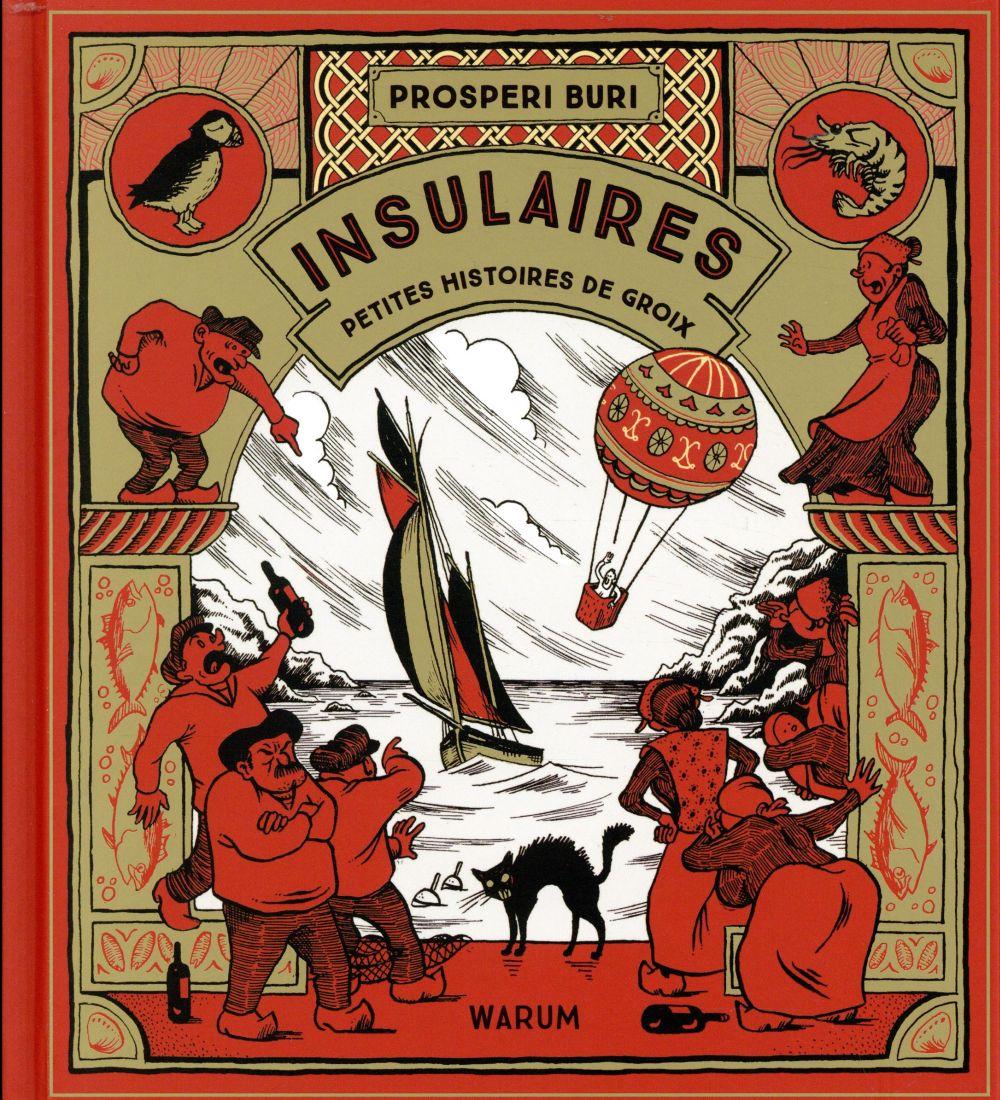 Insulaires ; petites histoires de groix