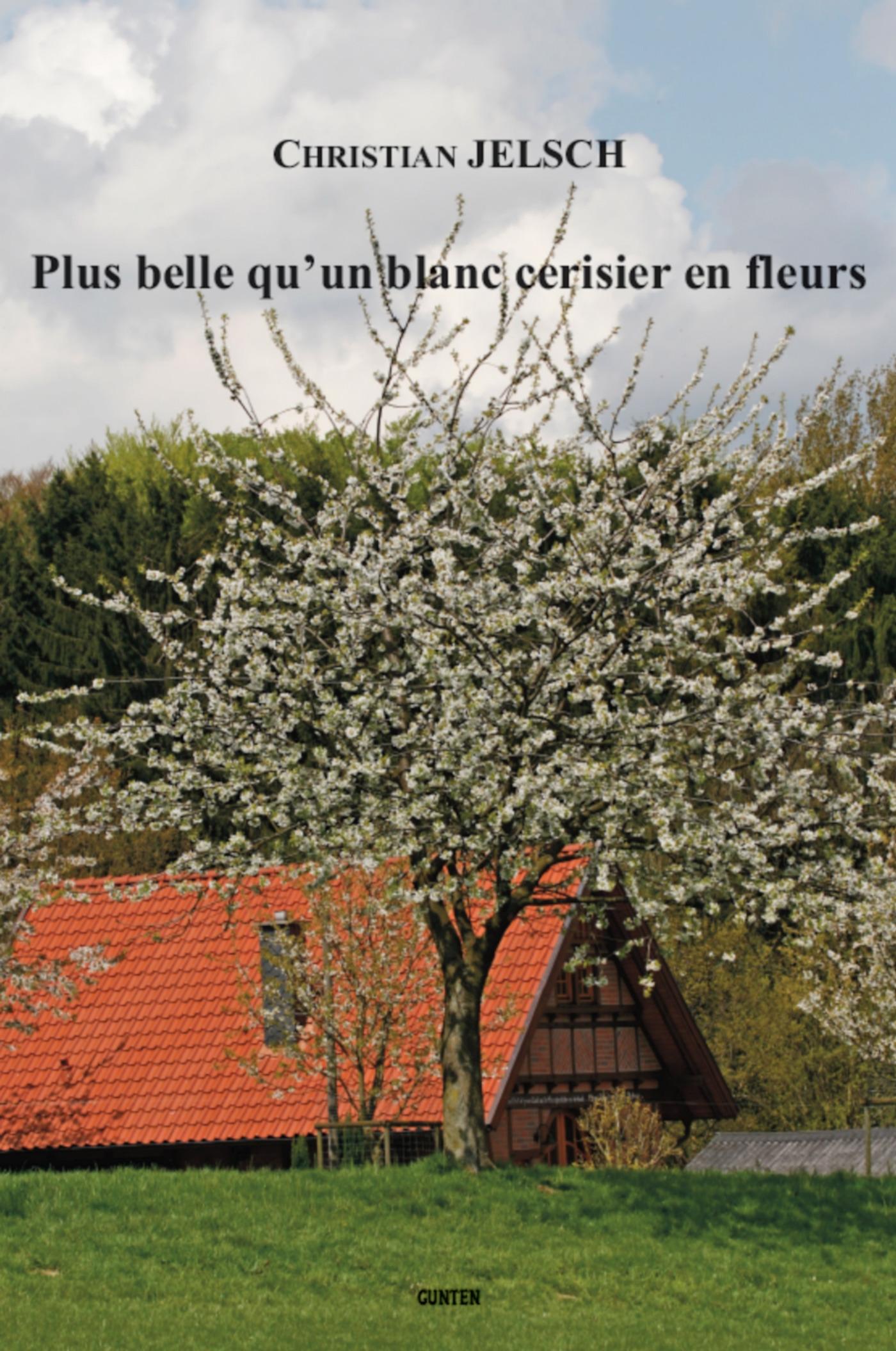 Plus belle qu'un blanc cerisier en fleurs