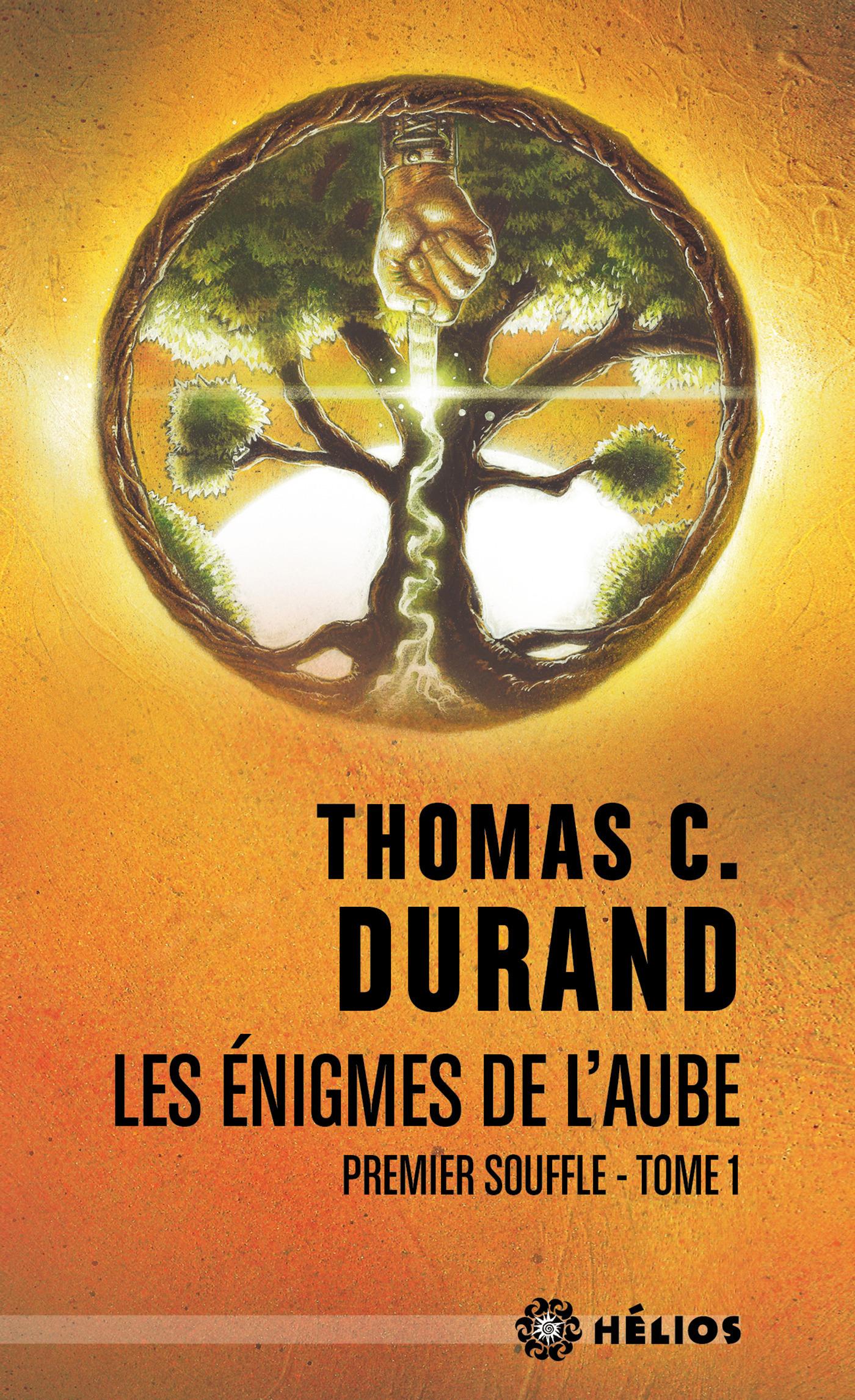 Vente EBooks : Les énigmes de l'aube T.1 ; premier souffle  - Thomas c. Durand