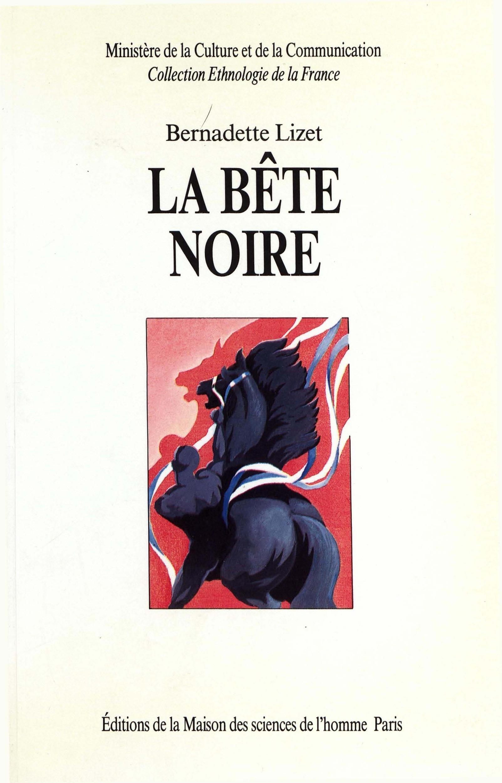 la bete noire - a la recherche du cheval parfait