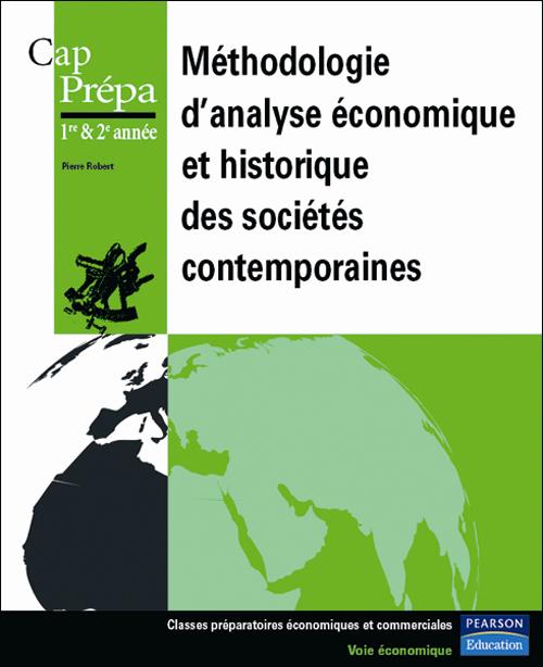 Methodologie D'Analyse Economique Et Historique Des Societes Contemporaines 1re & 2e Annee
