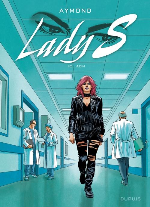 Lady S. t.10 ; ADN