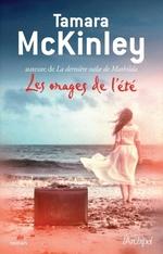 Vente EBooks : Les orages de l'été  - Tamara McKinley