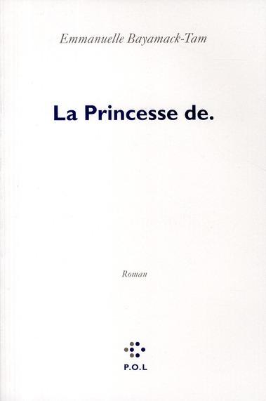 La Princesse De.