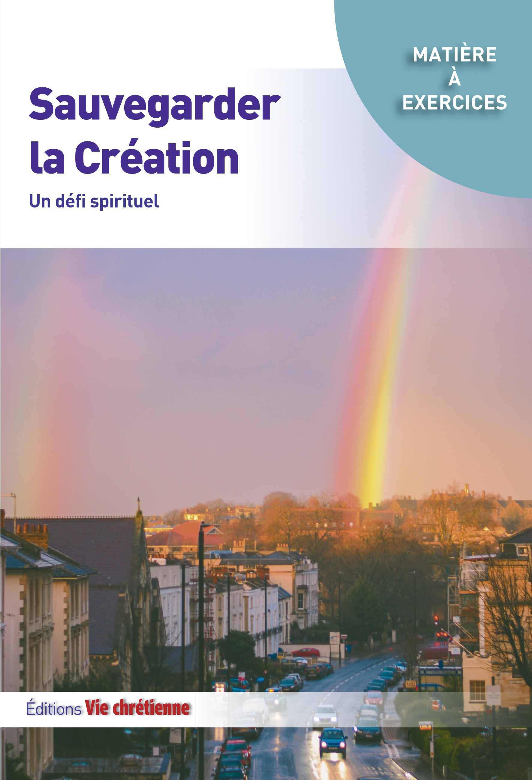 Sauvegarder la creation. un defi spirituel