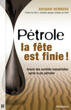 pétrole ; la fête est finie