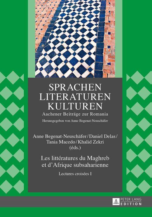 Les litteratures du maghreb et d'afrique subsaharienne