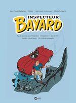 Vente Livre Numérique : Inspecteur Bayard - intégrale 1  - Jean-Louis Fonteneau - Nicolas de Hirsching - JEAN-CLAUDE CABANAU - DIDIER DIETER-TESTE