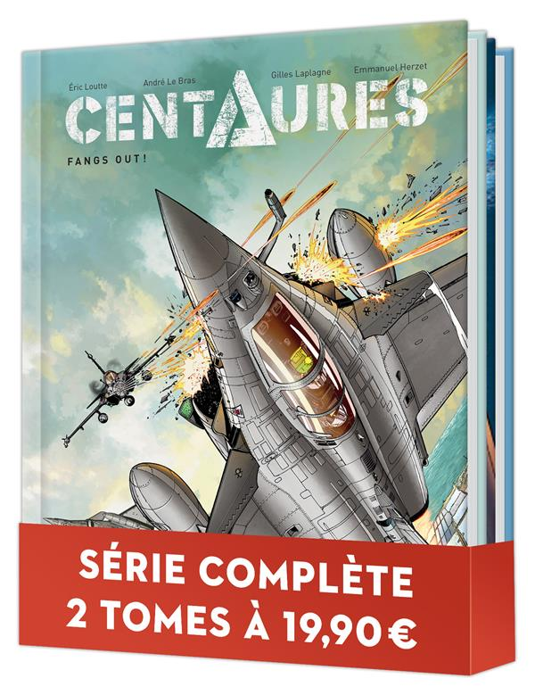 CENTAURES  -  T.1 ET T.2