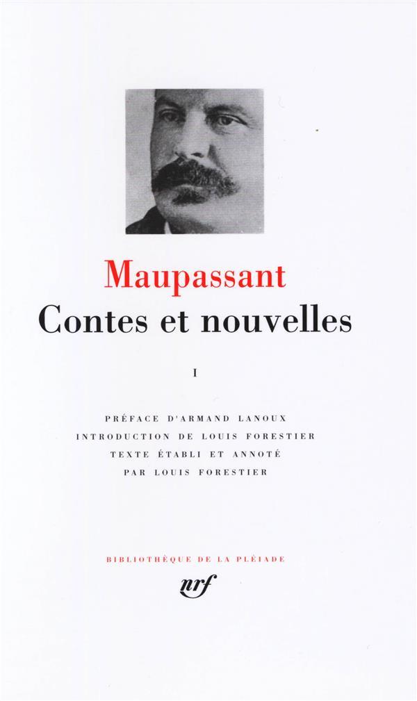 Contes Et Nouvelles T.1