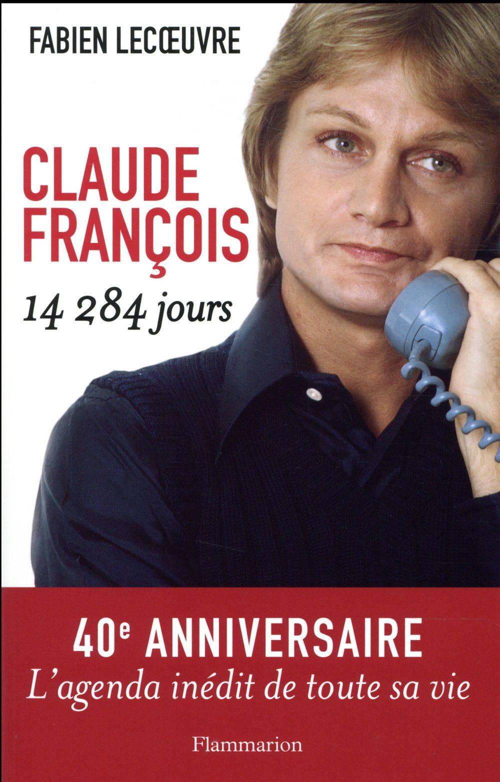Claude François, 14 284 jours
