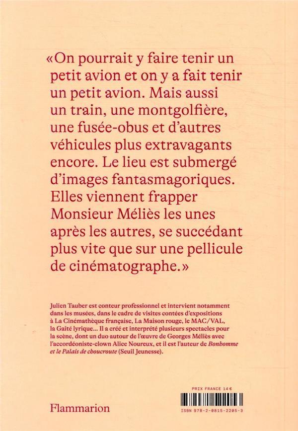 La nuit magique de M. Méliès