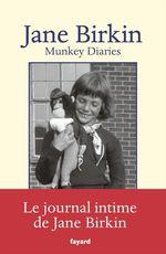 Vente EBooks : Munkey Diaries (1957-1982)  - Jane Birkin