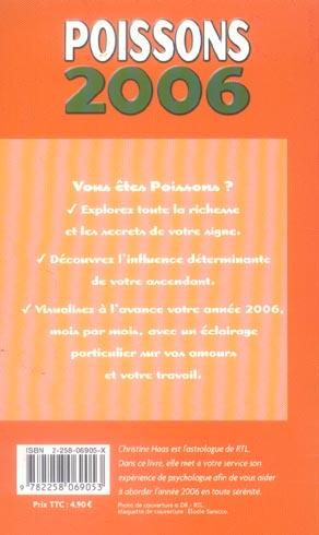 Poissons (édition 2006)