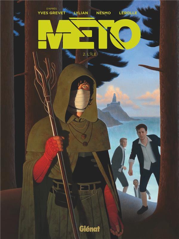 METO T.2  -  L'ILE GREVET/LYLIAN/NESMO