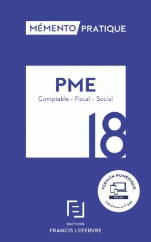 Mémento pratique ; PME (édition 2018)