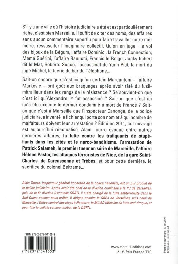 Histoire de la police judiciaire de Marseille