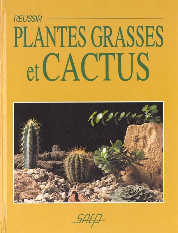 Reussir plantes grasses et cactus