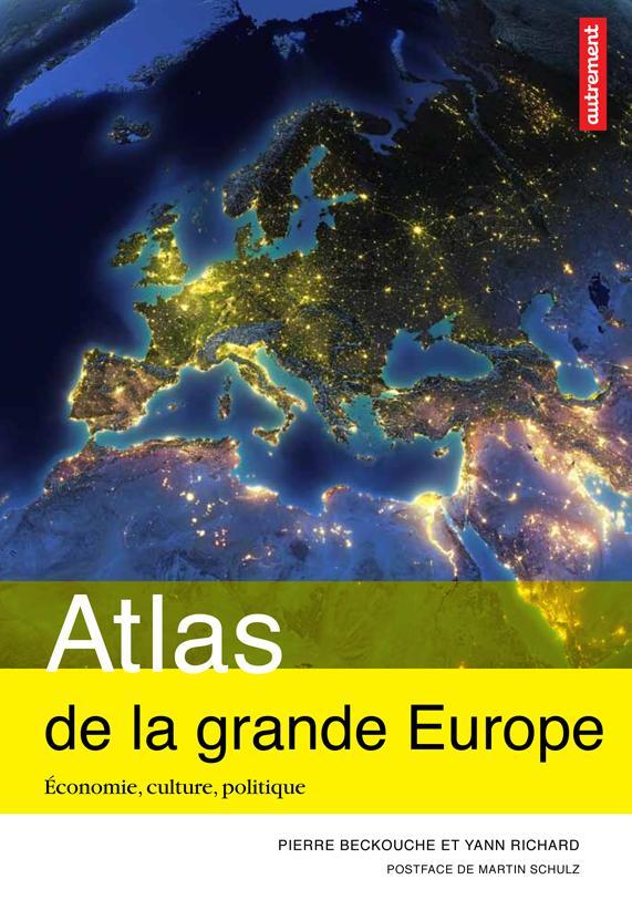 Atlas de la grande Europe
