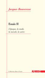 Vente EBooks : Essais II  - Jacques BOUVERESSE