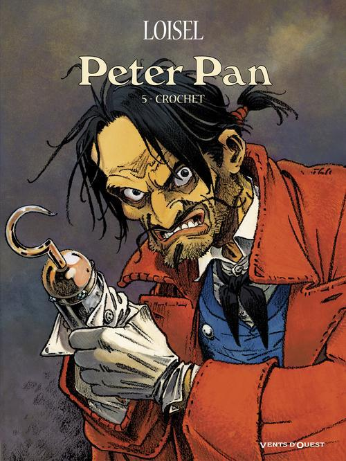 Peter Pan T.5 ; crochet