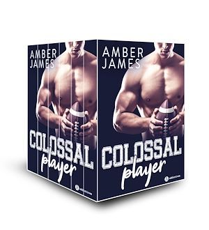 Colossal Player  - Amber James