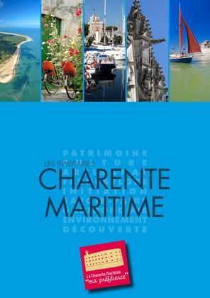 Les itinéraires Charente-Maritime