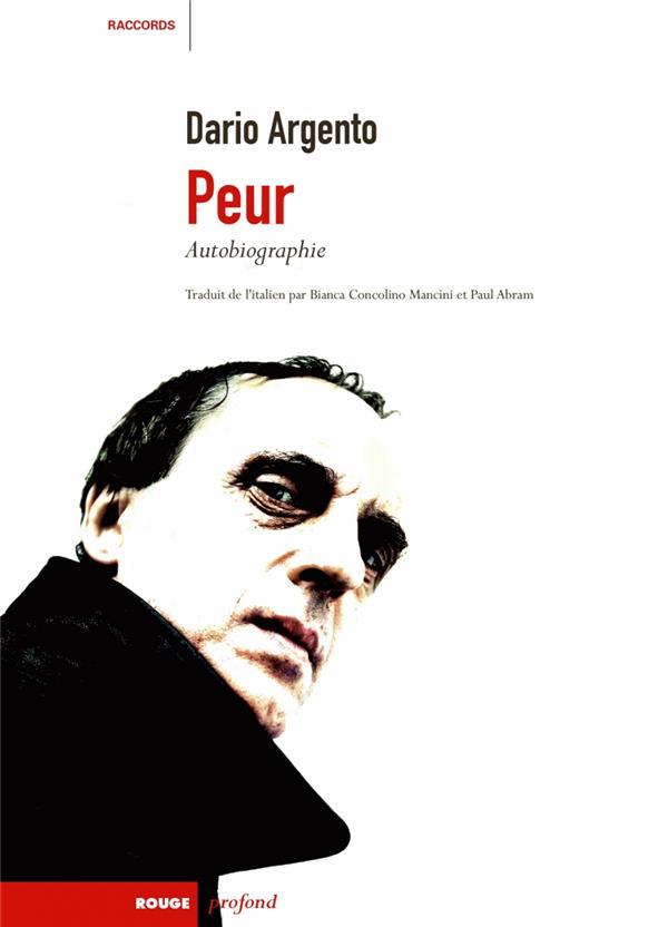 Peur ; autobiographie