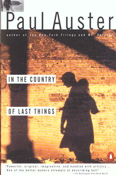 In the country of last things