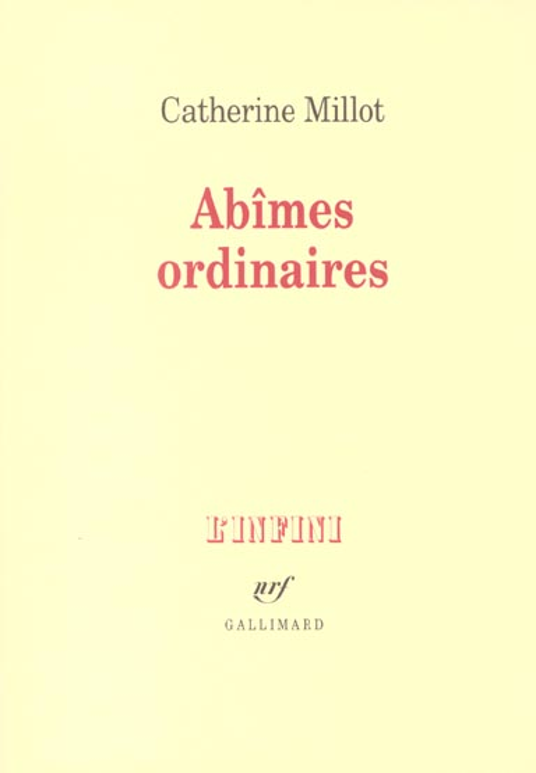 Abimes ordinaires