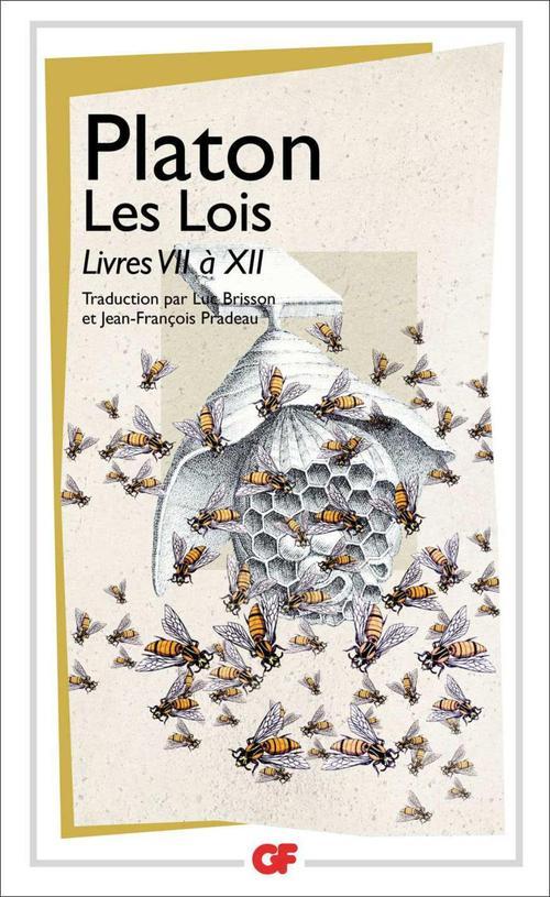 les lois t.2 ; livres 7 à 12