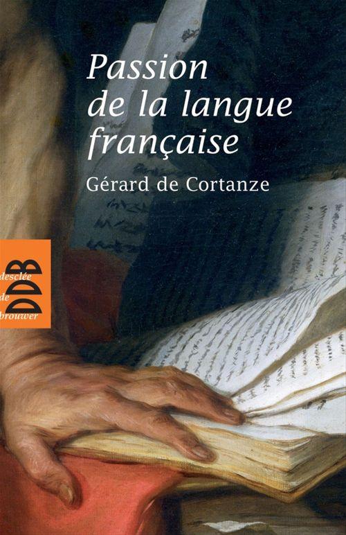 Passion de la langue française