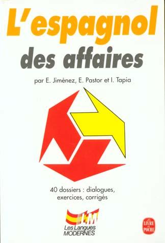 L'Espagnol Des Affaires