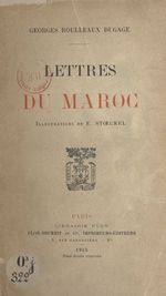 Lettres du Maroc